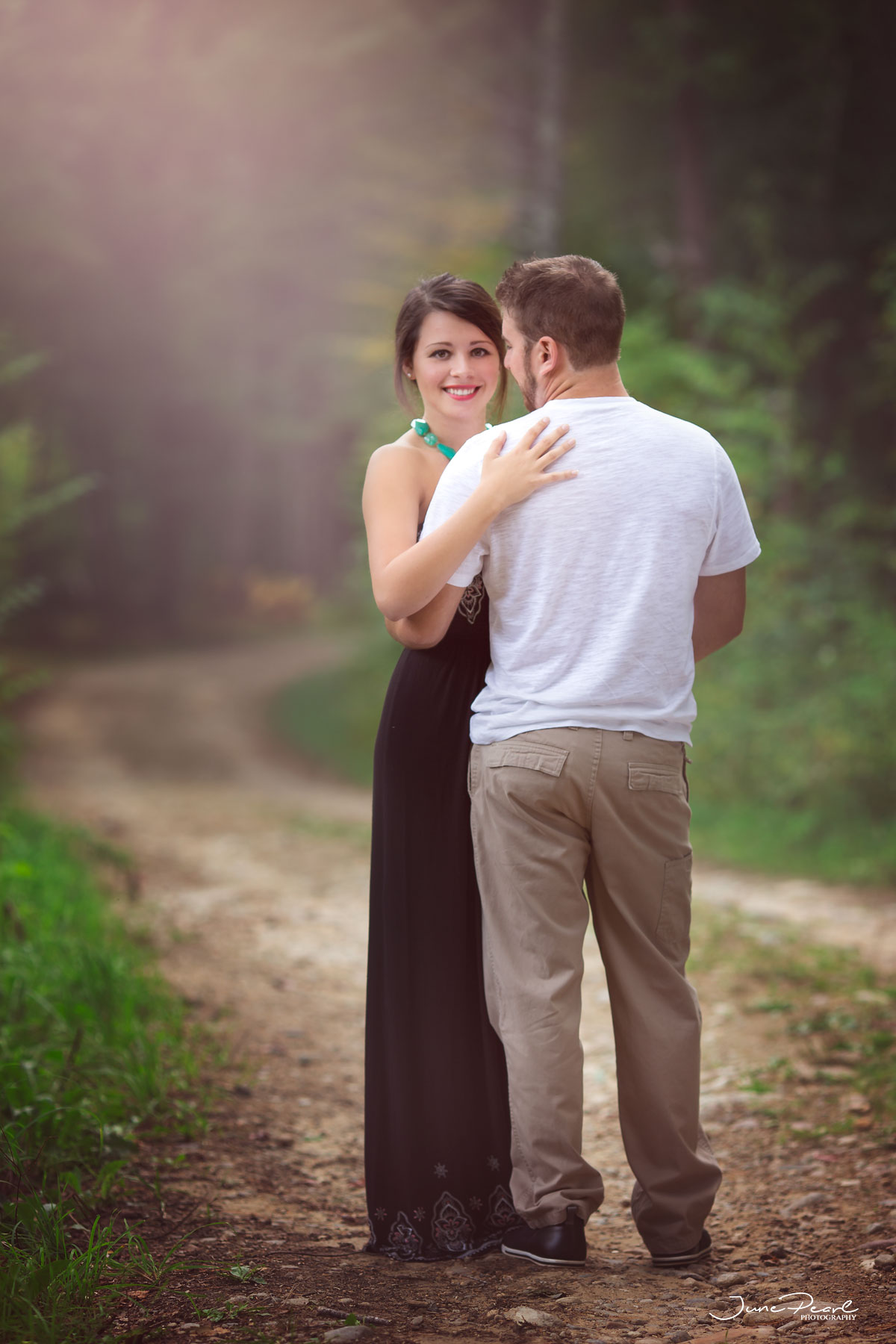 NH engagement photographer